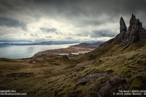 Omar Bonini, The Isle of Skye 2016