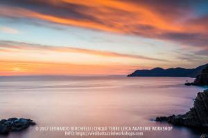 Leonardo Berchielli, Cinque Terre 2017