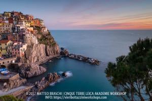 Matteo Braschi, Cinque Terre 2017