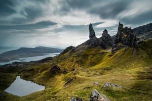 Magnus Jonassen, Glencoe & Isle of Skye 2017