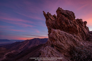Marco Bertazzoni, Death Valley 2018