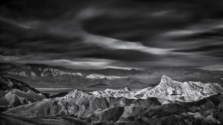 Zabriskie Point, Death Valley (USA)