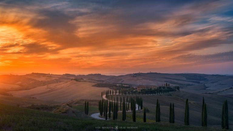 Podere Baccoleno, Tuscany (Italy)